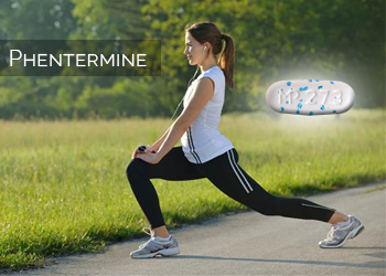 exercise with phentermine