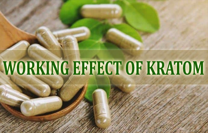 working of kratom
