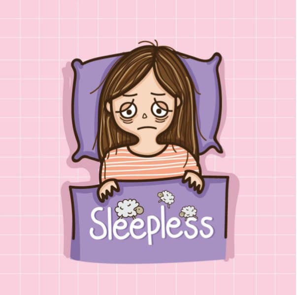 Sleeplessness with phentermine